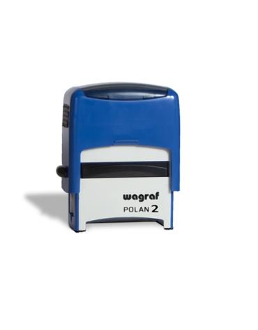Pieczątka automatyczna Wagraf Polan2s