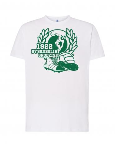 Koszulka bawełniana Nasza Dyskobolia