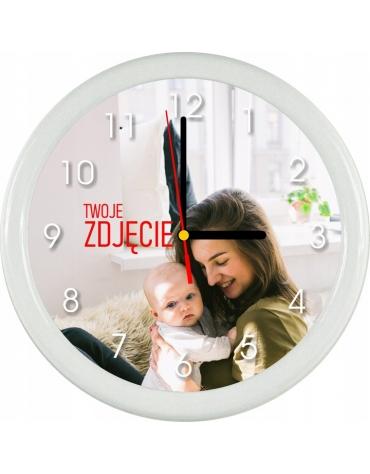 Foto zegar z Twoim zdjęciem