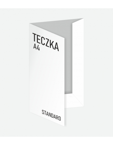 Teczka A4 standard