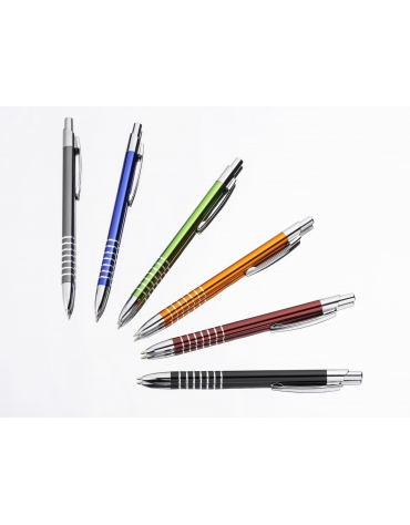 Długopis metalowy KOSMOS z grawerem