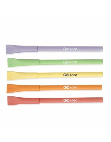 Długopis papierowy PINKO - 100 szt.