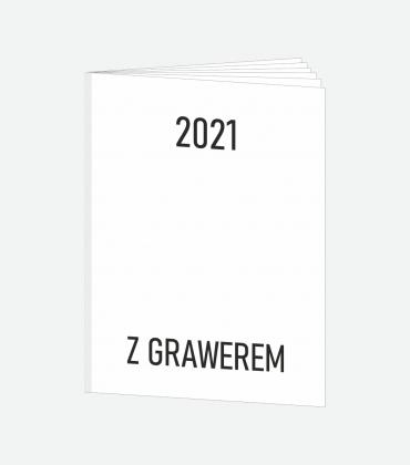 Kalendarze z grawerem